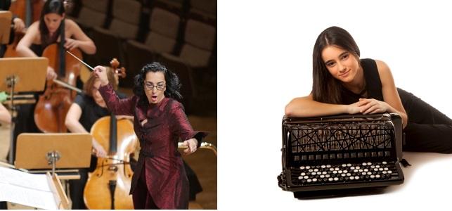 clasica  Concierto en torno a Mozart, Rossini y Vivas con la Orquesta Metropolitana de Madrid y Coro Talía