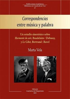 libros  Correspondencias, reflejos y diálogos entre música y palabra