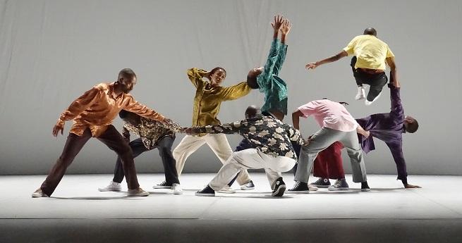 contemporanea danza  Los Teatros del Canal presentan por primera vez en España la danza pantsula, la danza urbana de los barrios más pobres de Johannesburgo