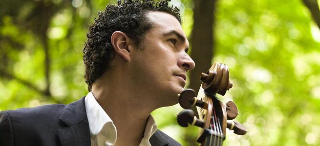 """novedades  Adolfo Gutiérrez Arenas presenta """"Dvorák: Cello Works"""""""
