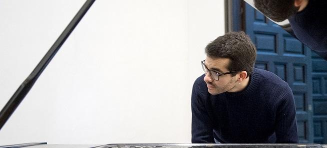 festivales  El virtuosismo de Juan Pérez Floristán abre el III Festival Internacional 'El Mundo en un Piano'
