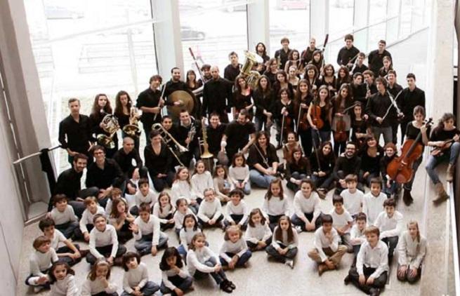 para ninos  Mozart y Bach para dar la vuelta al mundo y música de colores en los próximos conciertos familiares de la JORCAM