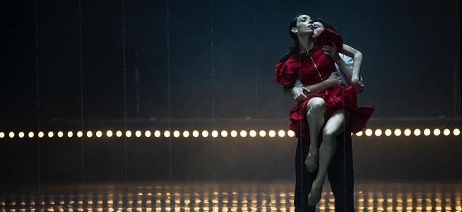 contemporanea danza  Una noche con Forsythe y Carmen con la CND