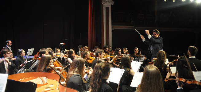 clasica  Desde Beethoven a la musicalidad de los colores por la Atlantida Shymphony Orchestra