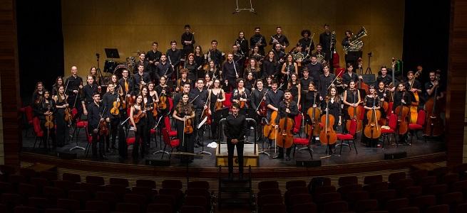 clasica  La Orquesta Sinfónica de la UPM debuta en el Auditorio Nacional