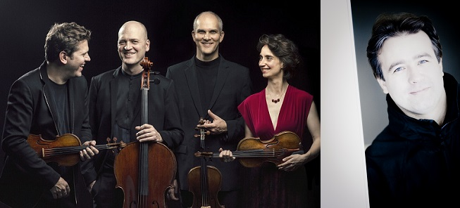 clasica  El Cuarteto Casals y el pianista Alexei Volodin cierran el ciclo Liceo de Cámara XXI