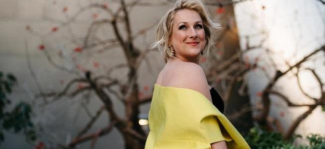 lirica  La Diana Damrau más íntima llega al Palau con el arpista Xavier de Maistre