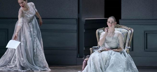 lirica  Capriccio, de Richard Strauss se presenta por primera vez en el Teatro Real