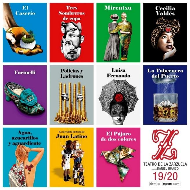 """temporadas  Nueva temporada del Teatro de la Zarzuela, como escenario """"privilegiado"""" del Teatro Musical español"""