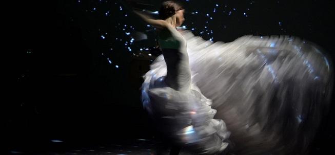 espanola  Olga Pericet explora el mito de Carmen Amaya en Un cuerpo infinito en los Teatros del Canal