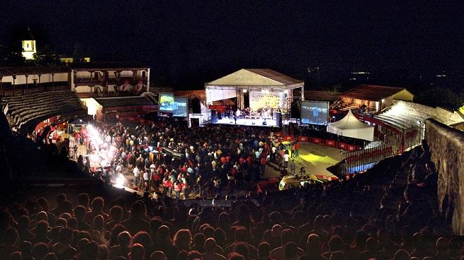 festivales  Festival Internacional de Blues de Castilla y León