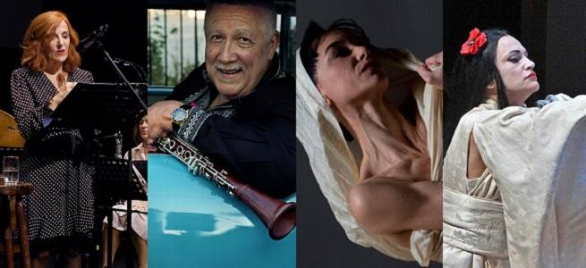 festivales  Ainhoa Arteta, Elvira Lindo, Paquito DRivera o Víctor Ullate Ballet en la nueva edición del Festival de Verano