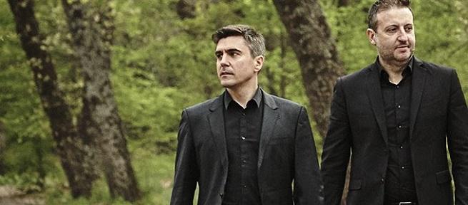 antigua  El acordeonista Iñaki Alberdi y el contratenor Carlos Mena unen a Desprez, Bach y Victoria en la clausura del ciclo Fronteras