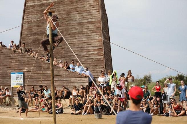 festivales  Festival Deltebre Dansa, 15 años de vanguardia en las artes del movimiento en pleno corazón del Delta del Ebro