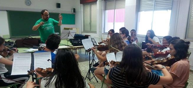 cursos de verano 2019  XIX Encuentros Musicales