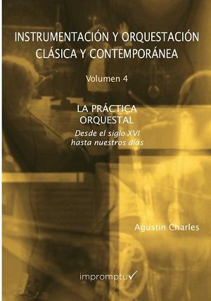 libros  Instrumentación y orquestación Clásica y Contemporánea
