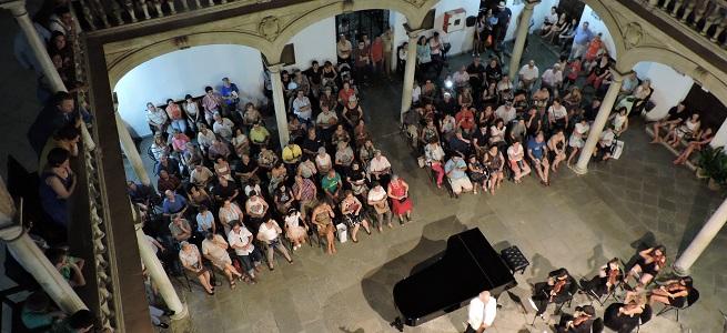 cursos de verano 2019  35 Cursos Internacionales de Interpretación Musical Eduardo del Pueyo