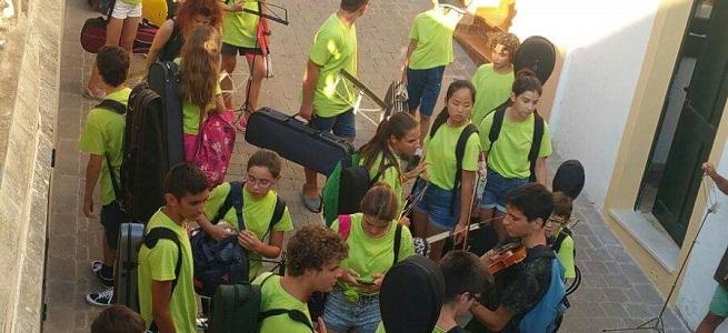 cursos de verano 2019  V Curso de Música de Menorca