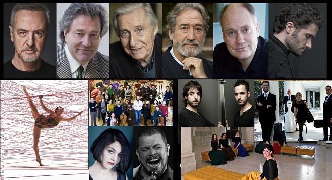 temporadas  La UAM presenta una nueva temporada del Ciclo de Grandes Autores e Intérpretes de la Música centrada en la búsqueda de las esencias