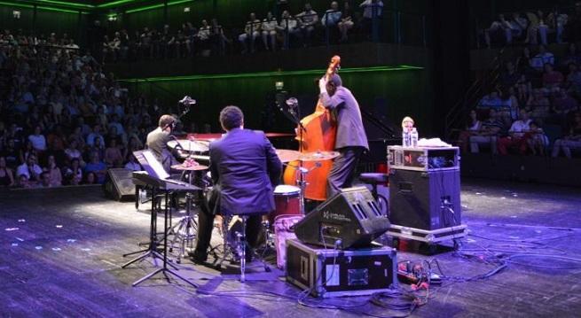 jazz  Clazz Continental Latin Jazz en los Teatros del Canal