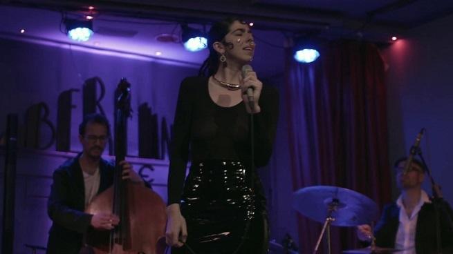 musica  De La Puríssima en Café Berlín
