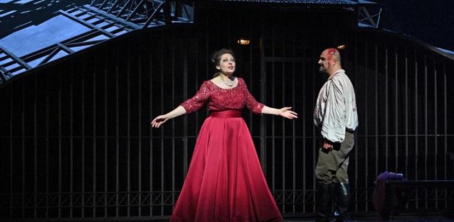 lirica  Tosca llega al Gran Teatre del Liceu