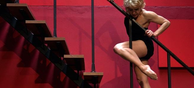 contemporanea danza  Ciclo Cine y danza en la Sala Berlanga