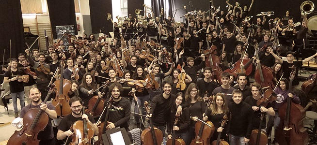 pruebas de acceso  Audiciones para la Orquesta Joven de Andalucía