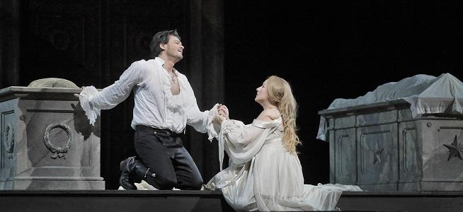 lirica  Nabucco, Romeo y Julieta, La bohème y Norma en el ciclo Met Opera Verano