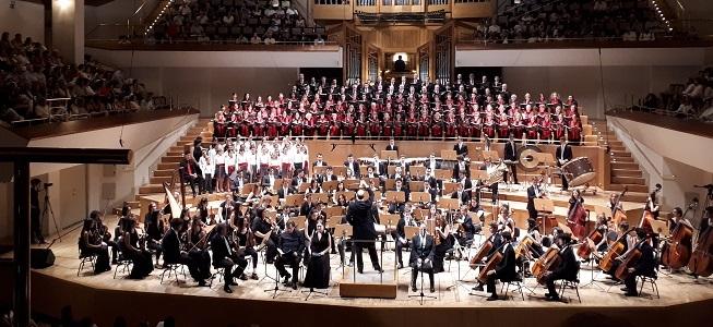 pruebas de acceso  Audiciones para la Orquesta Sinfónica, Coro y Escolanía JMJ