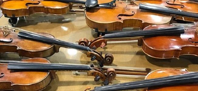 pruebas de acceso  Audiciones para violín, viola, violonchelo y contrabajo de la Orquesta Nacional de España