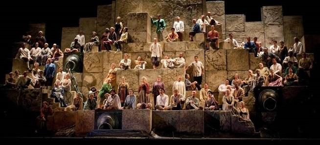 lirica  Nabucco en Yelmo Cines desde el MET de Nueva York
