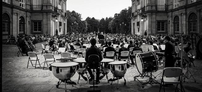 "festivales  XII Festival de música Clásica ""Noches del Real Sitio"""