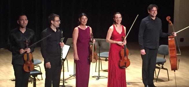 reporturia  Heritage Ensemble: La música como arquitectura de sonidos