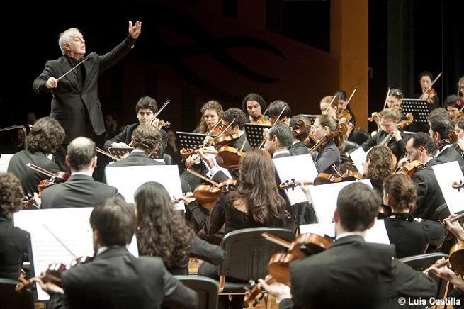 clasica  Concierto de Daniel Barenboim y la Orquesta West Eastern Divan