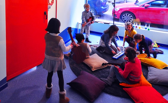 actualidad de centros  Nueva Escuela de Música en Madrid: la Escuela de Musicalidad