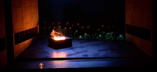 lirica  Il trovatore, de Verdi sube al escenario del Teatro Real
