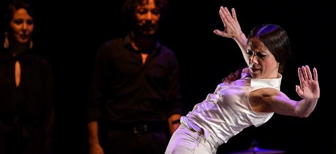festivales  Olga Pericet, Un cuerpo infinito en el Festival de Música y Danza de Granada