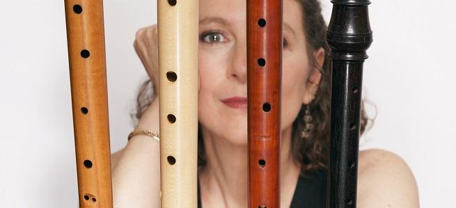 antigua  Recital de flautas de pico barrocas de Anna Margules, Casi una voz