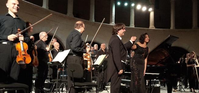 opinion  Fiereza y susurro, el Chaikovski de Khatia Buniatishvili abre el Festival Bellver de Palma