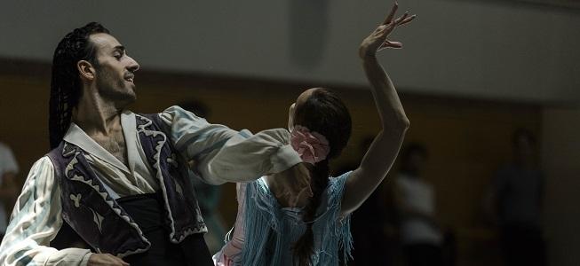 festivales  La Compañía Nacional de Danza lleva El sombrero de tres picos al Festival de Música y Danza de Granada