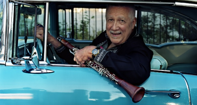 festivales  Paquito DRivera interpreta a Falla, Albéniz o Tàrrega en clave de latin jazz