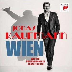 novedades  Nuevo disco de Jonas Kaufmann dedicado a Viena