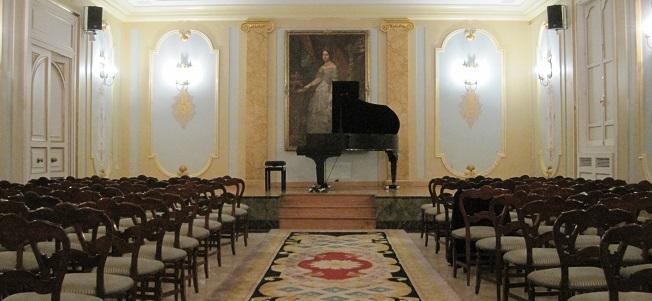 clasica  Caprichos del Romanticismo, Ciclo de Conciertos de la Fundación Katarina Gurska