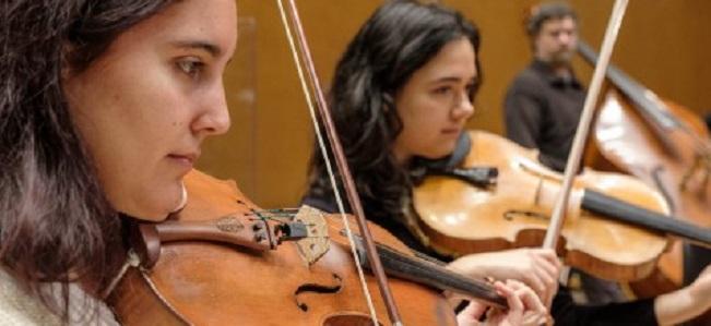 pruebas de acceso cursos  Últimos días para acceder a la convocatoria extraordinaria del Curso Avanzado de Especialización Orquestal (CAEO 19 20)