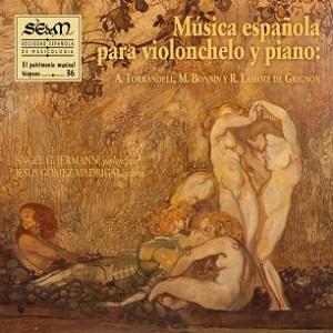 cdsdvds  Nueva grabación de la 'Sonata para chelo' de Antoni Torrandell, un siglo después de su estreno parisino