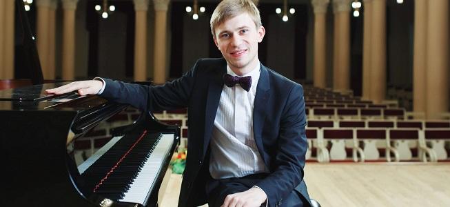 entrevistas  Dmytro Choni, el pianista del momento
