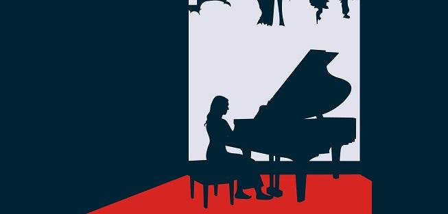 clasica  Las Noches de Albéniz, Granados, Turina y Falla. Conciertos de piano comentados en la Galería Toro