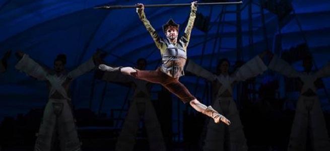 festivales  El Ballet Nacional de Sodre presenta El Quijote del Plata en el Festival de Verano