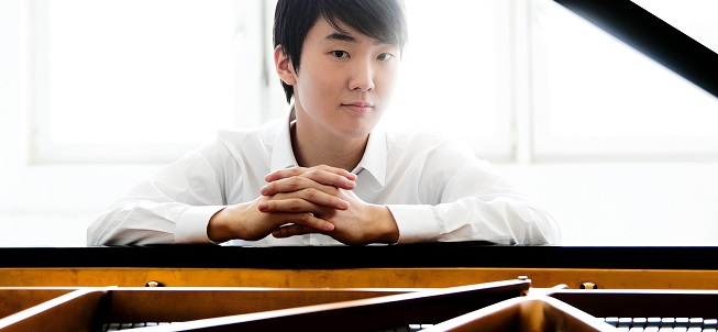 festivales  El Festival de Santander abre la temporada con la Mahler Chamber Orquestra y el pianista Seong Jin Cho